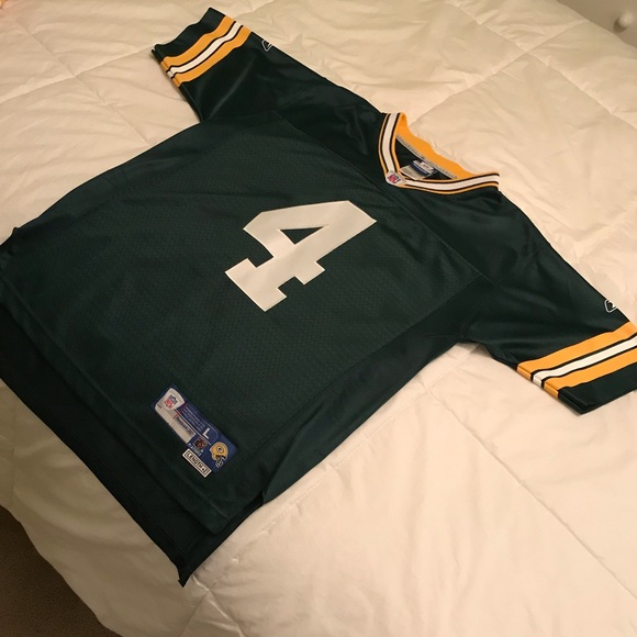 Reebok Other   Green Bay Packers Youth Jersey   Poshmark